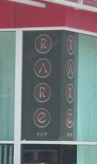 Rare Sign