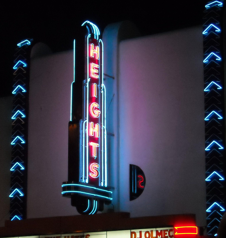 Heights Neon