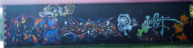 Tagger's Mural