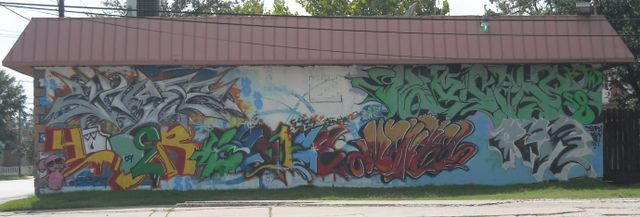 Tagger's Wall 2